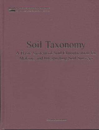 Soil Taxonomy: A Basic System of Soil Classification for Making and Interpreting Soil Surveys
