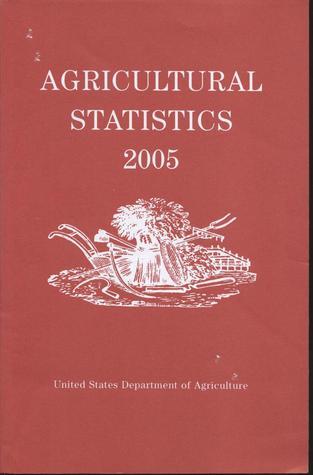 Agricultural Statistics, 2005
