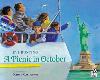 A Picnic in October by Eve Bunting