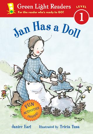 Jan Has a Doll by Janice Earl