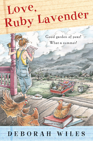 Love, Ruby Lavender by Deborah Wiles