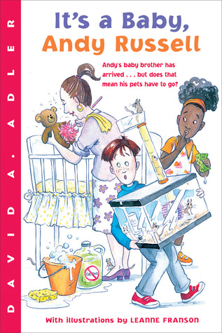 It's a Baby, Andy Russell by David A. Adler