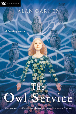 The Owl Service by Alan Garner thumbnail