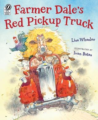 Farmer Dale's Red Pickup Truck