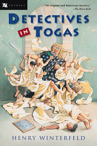 Detectives in Togas by Henry Winterfeld