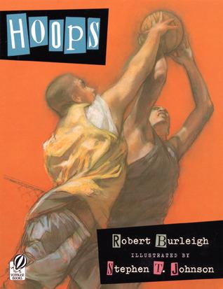 Image result for hoops robert burleigh