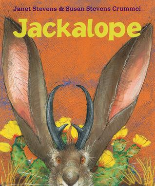 Jackalope by Janet Stevens
