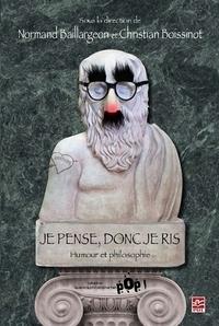 Je pense, donc je ris: Humour et philosophie
