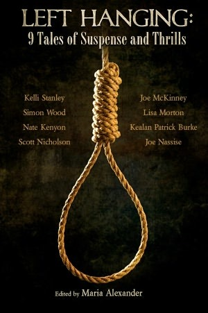 Left Hanging: 9 Tales of Suspense and Thrills