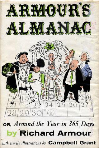 Armour's Almanac by Richard Armour