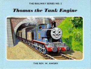 Thomas the Tank Engine (The Railway Series, #2)