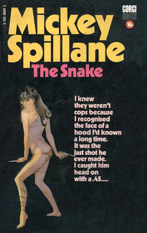 The snake by Mickey Spillane