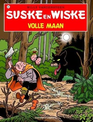 Volle maan (Suske en Wiske, #252)