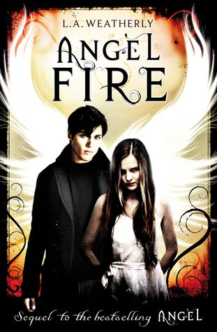 Book Review: L.A. Weatherly's Angel Fire