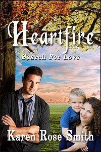 Heartfire by Karen Rose Smith