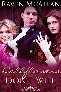Wallflowers Don't Wilt (Rogue Scandals, #1)