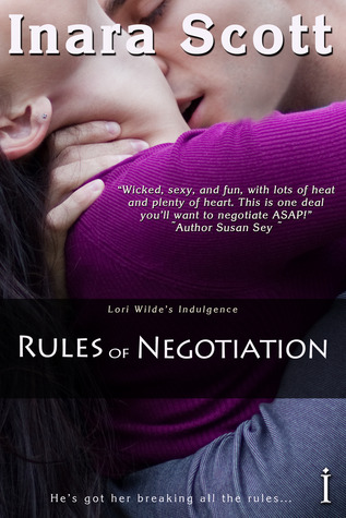 Ebook Rules of Negotiation by Inara Scott DOC!