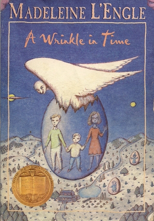 Image result for a wrinkle in time book