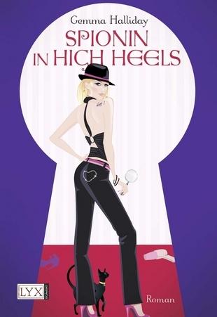 Spionin in High Heels (Maddie Springer, #1)