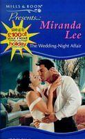 The Wedding Night Affair by Miranda Lee