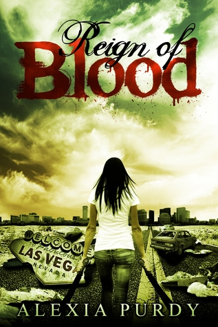 Reign of Blood (Reign of Blood, #1)