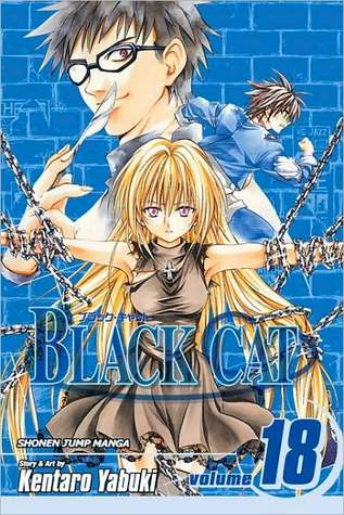 Black Cat by Kentaro Yabuki