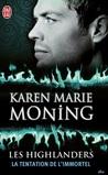 La tentation de l'immortel by Karen Marie Moning