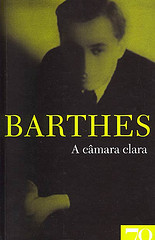 A câmara clara by Roland Barthes