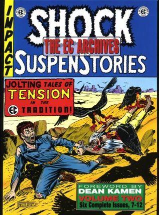 The EC Archives: Shock SuspenStories, Vol. 2