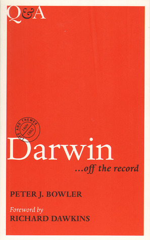 Q&A Darwin: Off the Record