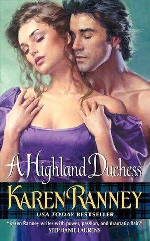 A Highland Duchess (The Tulloch Sgàthá...