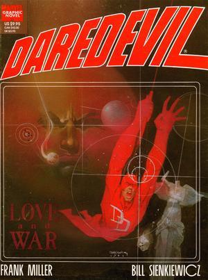 Ebook Daredevil: Love and War by Frank Miller read!