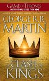 A Clash of Kings-book cover