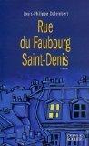 Rue du faubourg Saint-Denis: roman entrecoupé de douze ponctuations de Romain Gary