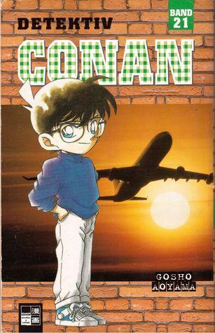 Detektiv Conan 21 by Gosho Aoyama
