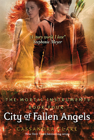City of Fallen Angels (The Mortal Instru...