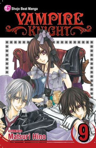 Vampire Knight, Vol. 9 by Matsuri Hino