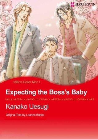 Expecting the Boss's Baby (Million Dollar Men #1)