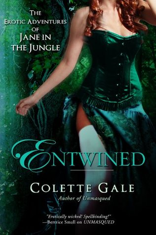 Colette Gale: The Erotic Adventures of Jane in the Jungle series