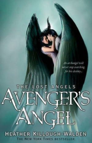 Avengers Angel (The Lost Angels, #1)