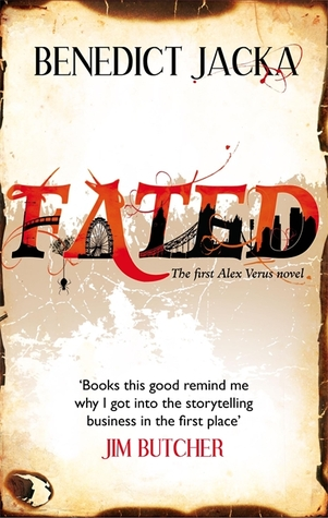 Fated by Benedict Jacka