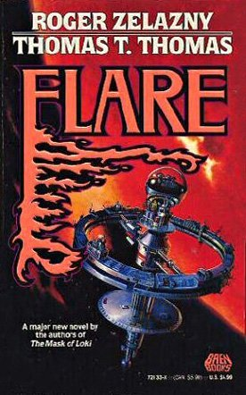 Flare by Roger Zelazny
