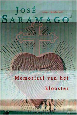 Memoriaal van het klooster by José Saramago