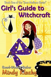 Girl's Guide to Witchcraft (Jane Madison #1)