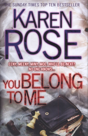You Belong to Me (Romantic Suspense, #12; Baltimore, #1)