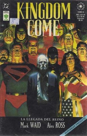 Kingdom Come Comic Book