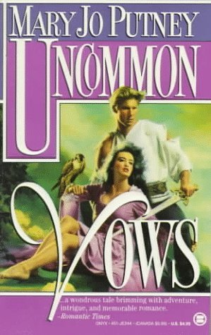Uncommon Vows by Mary Jo Putney