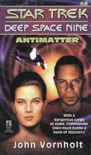Antimatter (Star Trek: Deep Space Nine, #8)