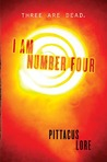 I Am Number Four (Lorien Legacies, #1)