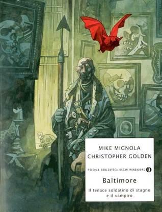 Baltimore: Il tenace soldatino di stagno e il vampiro